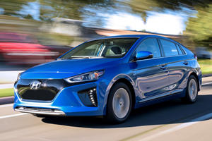 The Hyundai Ioniq Electric Isn't Just For California Anymore
