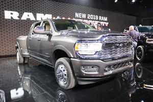 2019 Ram Heavy Duty Lands With 1,000 Lb-Ft Of Torque