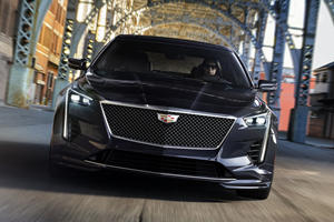 Pre-Order Your Cadillac CT6-V Now Before It's Gone