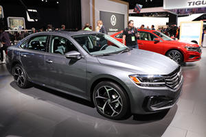 2020 Volkswagen Passat Revealed: Refreshed And Revamped For America