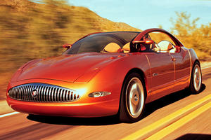 Incredible American Concept Cars