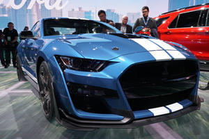 2020 Shelby GT500 Could Get Manual Gearbox