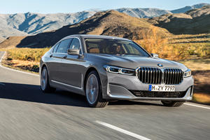 Behold The New And Improved 2020 BMW 7 Series