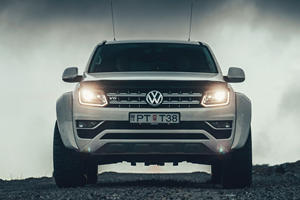 One-Off Volkswagen Amarok Ready For Arctic Adventures