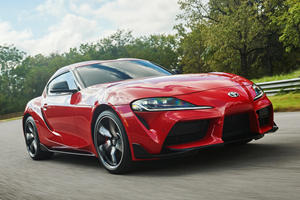A Topless Toyota Supra Could Look Like This