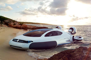 Weird & Wonderful Experimental Concept Cars