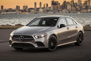 Pricing Announced For Mercedes A-Class Sedan