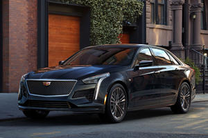 Too Late, The Cadillac CT6-V Has Already Sold Out