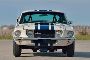Rare Shelby GT500 Super Snake Most Expensive Mustang Ever Sold