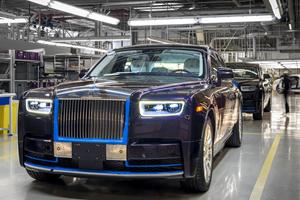 Rolls-Royce Could Halt Production