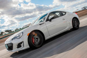 Subaru BRZ To Live On Even If The Toyota 86 Doesn't