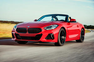 2019 BMW Z4 Now Has A Faster 0-60 MPH Sprint Time