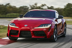 Toyota Supra Could Round The Ring In Just 7:40