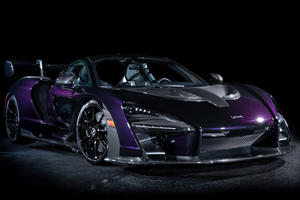 One Of The First US-Spec McLaren Sennas Up For Sale