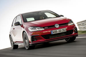 VW Golf GTI TCR Is A Hot Hatch With Race Car Genes