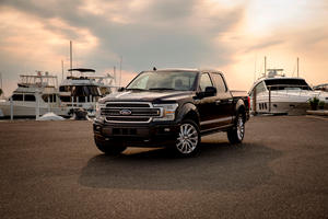Ford Confirms Hybrid And All-Electric F-150