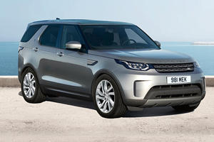 Land Rover Discovery Turns 30 With New Anniversary Edition