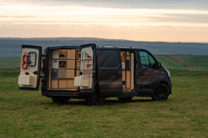 How Nissan Used Old Leaf Batteries To Build The Ultimate Van