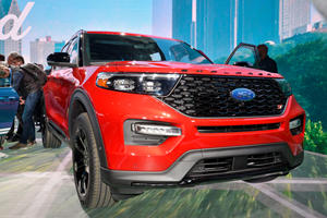 Ford Considering Offroad Explorer