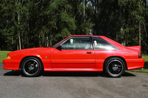 This Is The Most Expensive Fox Body Mustang Ever Sold