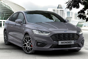New Ford Mondeo Hints At Updates For Ford Fusion