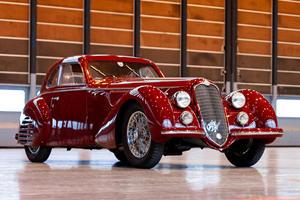 Rare Unrestored Classic Alfa Romeo Could Fetch Over $20 Million