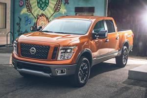 The Nissan Titan Has A Problem Called Detroit