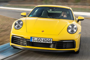 New Porsche 911 Is Already Smashing The Nurburgring
