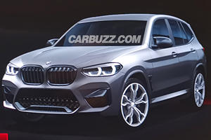 LEAKED: This Is The 2020 BMW X3 M