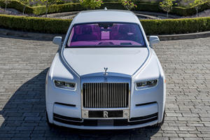 The Sky's The Limit When Ordering A New Rolls-Royce
