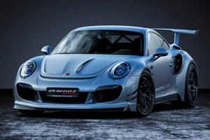 Gemballa's 818-HP Porsche 991 Turbo Is Utterly Glorious