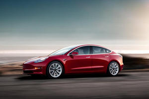 Look Out Europe, The Tesla Model 3 Is Coming For Your Luxury Cars