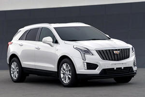 2020 Cadillac XT5 Facelift Breaks Cover Early