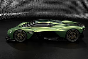 Aston Martin Valkyrie Gets Hardcore AMR Track Performance Pack
