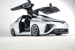Toyota Finds Partner To Help Build Batteries