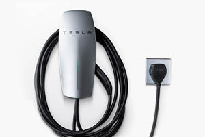 Tesla Introduces Portable Fast Charger