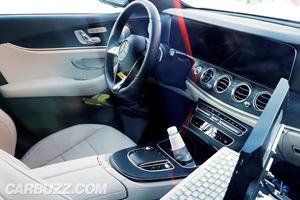 First Look Inside The 2020 Mercedes E-Class
