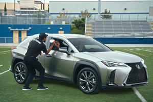 Lexus Uses Safety Technology To Protect Quarterbacks