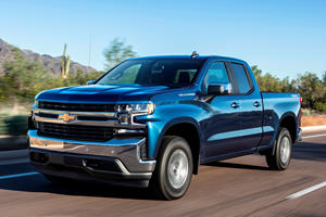 2019 Chevrolet Silverado Turbo Four Continues To Disappoint