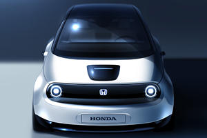 This Is Our Best Look Yet At The Production Honda Urban EV