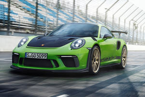There's Good News About The New Porsche 911 GT3 RS