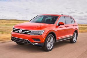 Volkswagen Has Sold A Staggering Number Of Tiguan SUVs