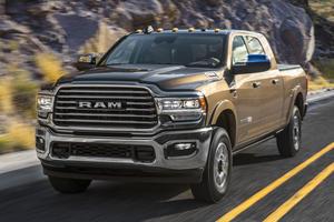 2019 Ram HD Longhorn Revealed For Rich Cowboys