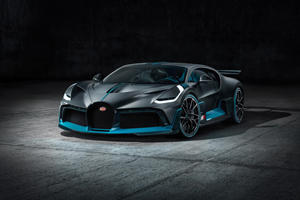 The Bugatti Divo Suddenly Got a Whole Lot More Expensive