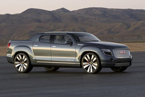 Is An Electric GMC Sierra Pickup In The Works?