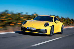 2020 Porsche 911 First Drive Review: The Benchmark Sports Car