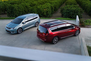 The Family Car Of The Year...Is A Minivan