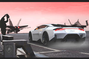 Cool Cars Inspired By Airplanes