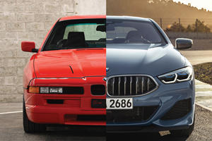 Prefer The Original BMW 8 Series To The New One?