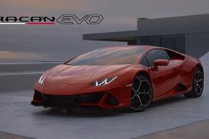 Lamborghini Thinks Huracan Evo Owners Are Hot